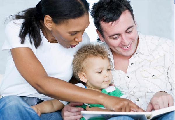 voorlezen voor ouders