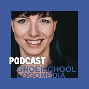 Podcast Groeischool Logomedia